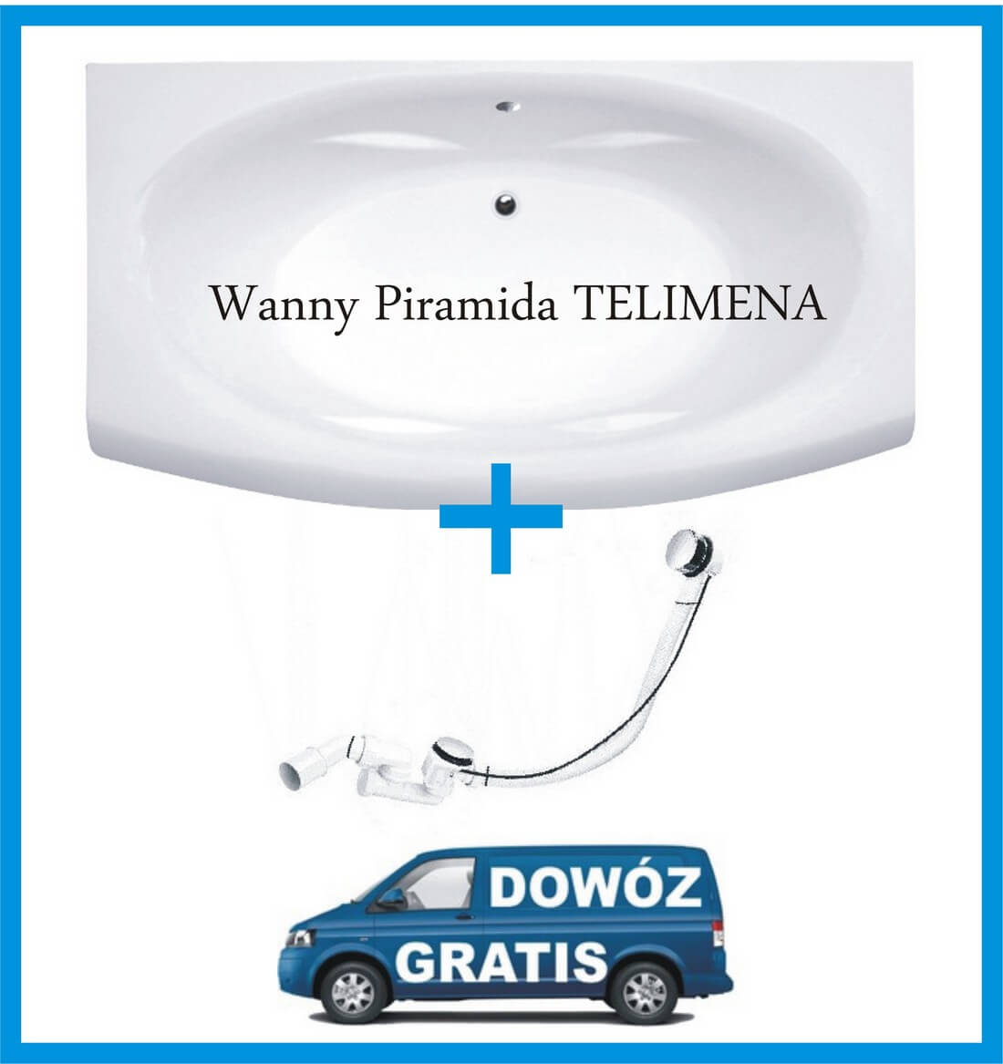 Wanna Piramida Telimena 160
